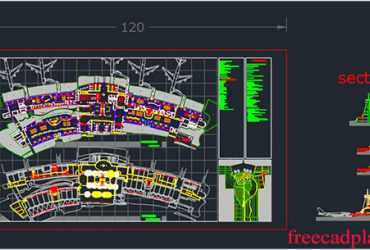 airport dwg plans