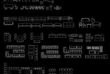 Armchair 2d model