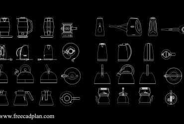 teapot & kettle dwg