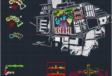 Bus terminal floor plans